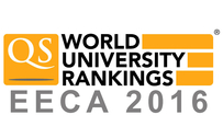 TUSUR University Ranks 30th in the QS: EECA 2016 Rankings
