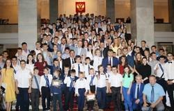 Юные изобретатели STEM-центра ТУСУР приняли участие вТретьей всероссийской конференции иконкурсе юных техников иизобретателей