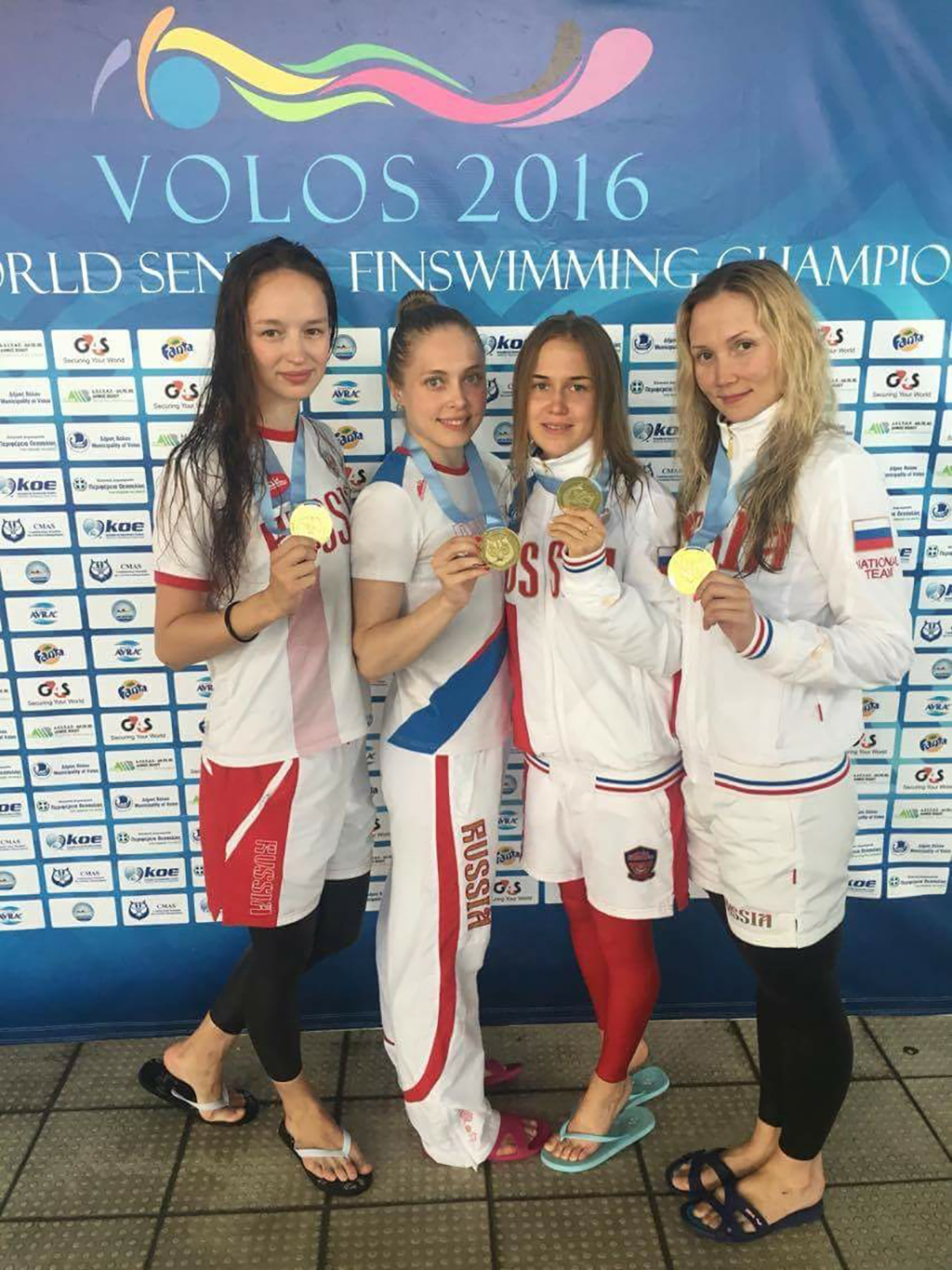 TUSUR student brings victory to Russia at the international finswimming championship