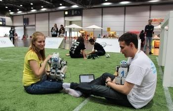 Мировой финал RoboCup – 2016 вЛейпциге