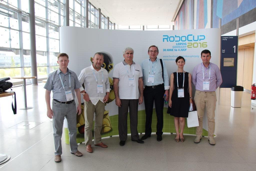 Ректор ТУСУРа Александр Шелупанов: «Мы стали полноправными членами мирового сообщества RoboCup»