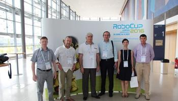 Rector Alexander Shelupanov: «We have become a full-fledged member of the global RoboCup community»