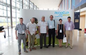 Rector Alexander Shelupanov: «We have become afull-fledged member ofthe global RoboCup community»