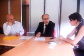 ТУСУР подписал соглашение сУниверситетом Савойя-Монблан (Франция)