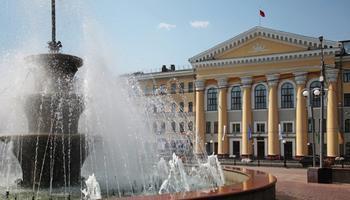 Пресс-релиз от20 июля 2016 г.ТУСУР вошёл втоп-40 российских вузов, впервые участвуя вмеждународном рейтинге научных учреждений SCImago 2016