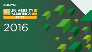 TUSUR University ranks third by share of international students in QS University Rankings: BRICS 2016