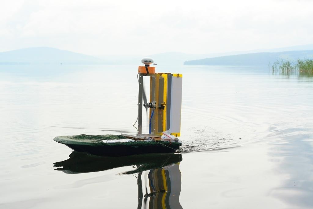 Гидролокатор, разработанный вТУСУРе, помог аквалангистам исследовать Туимский провал