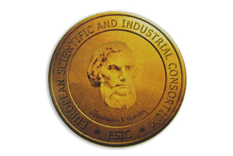 Профессор А. Д.Московченко награждён медалью Константина Ушинского