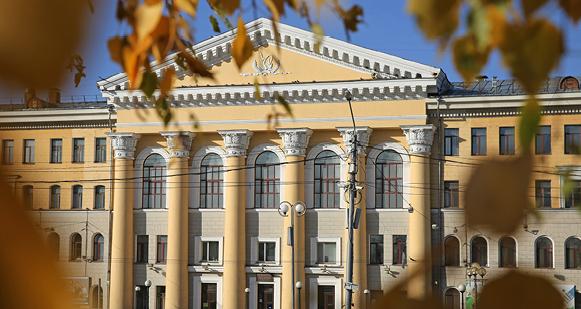 Поздравление ректора ТУСУРа с1 сентября иначалом нового учебного года