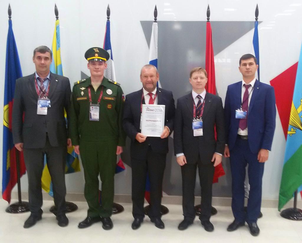 ТУСУР на«Армии – 2016»: программы иразработки дляповышения обороноспособности России