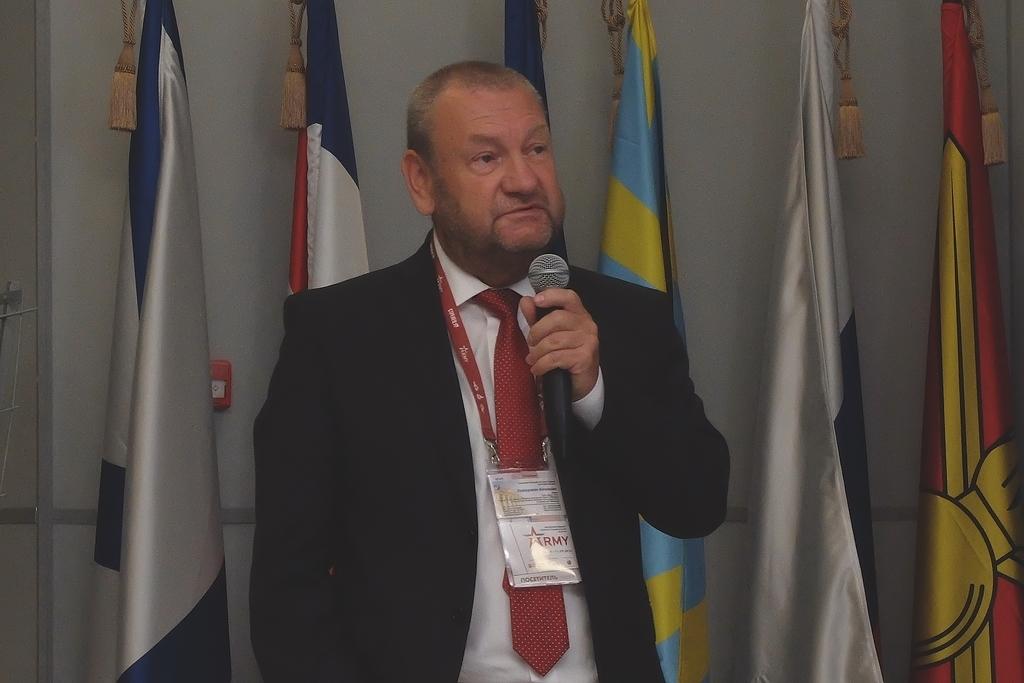 Валерий Кузин, ОАО «Межведомственный аналитический центр»