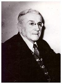 В. В. Гарденин, актёр, театральный режиссёр, руководитель Народного театра в 1948 – 1955 гг.