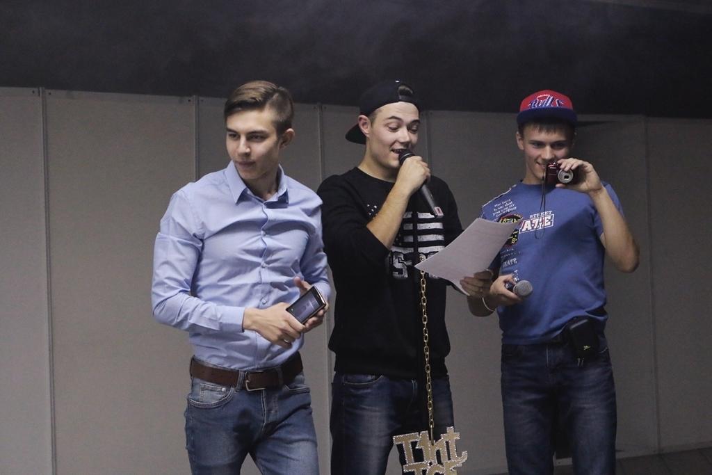 ВТУСУРе состоялся концерт группы T1NT Ice