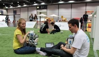 RoboCup World Final 2016 inLeipzig