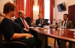 Советник посольства Индии вРФ посетил ТУСУР