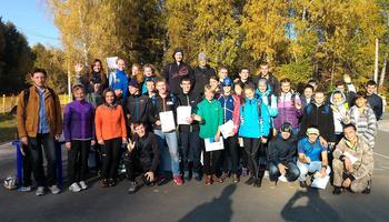 Сборная ТУСУРа стала бронзовым призёром городской универсиады поспортивному ориентированию