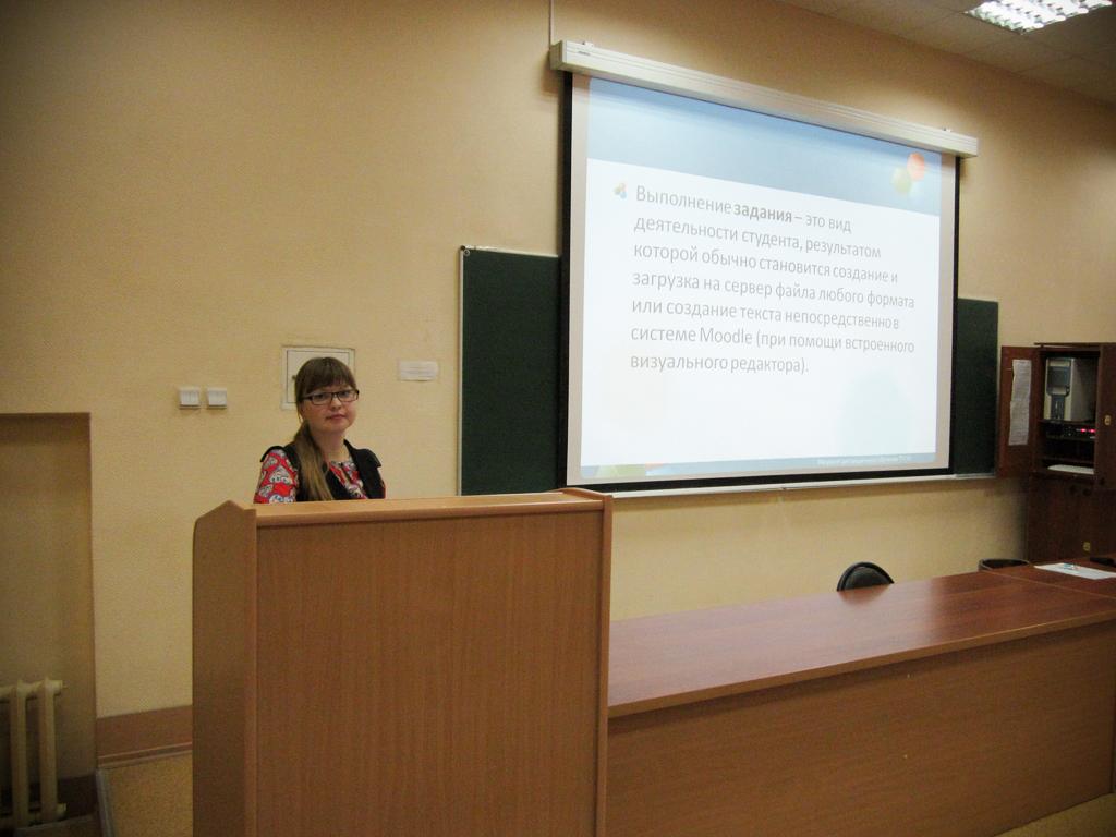 Аспиранты ТУСУРа продолжают изучение курса «Современные образовательные технологии втехническом университете»