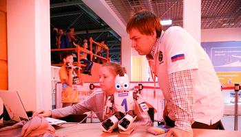 КRoboCup-движению вРоссии, инициированному ТУСУРом, присоединяются новые участники