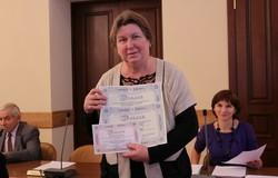 ВТУСУРе награждены сотрудники истуденты университета