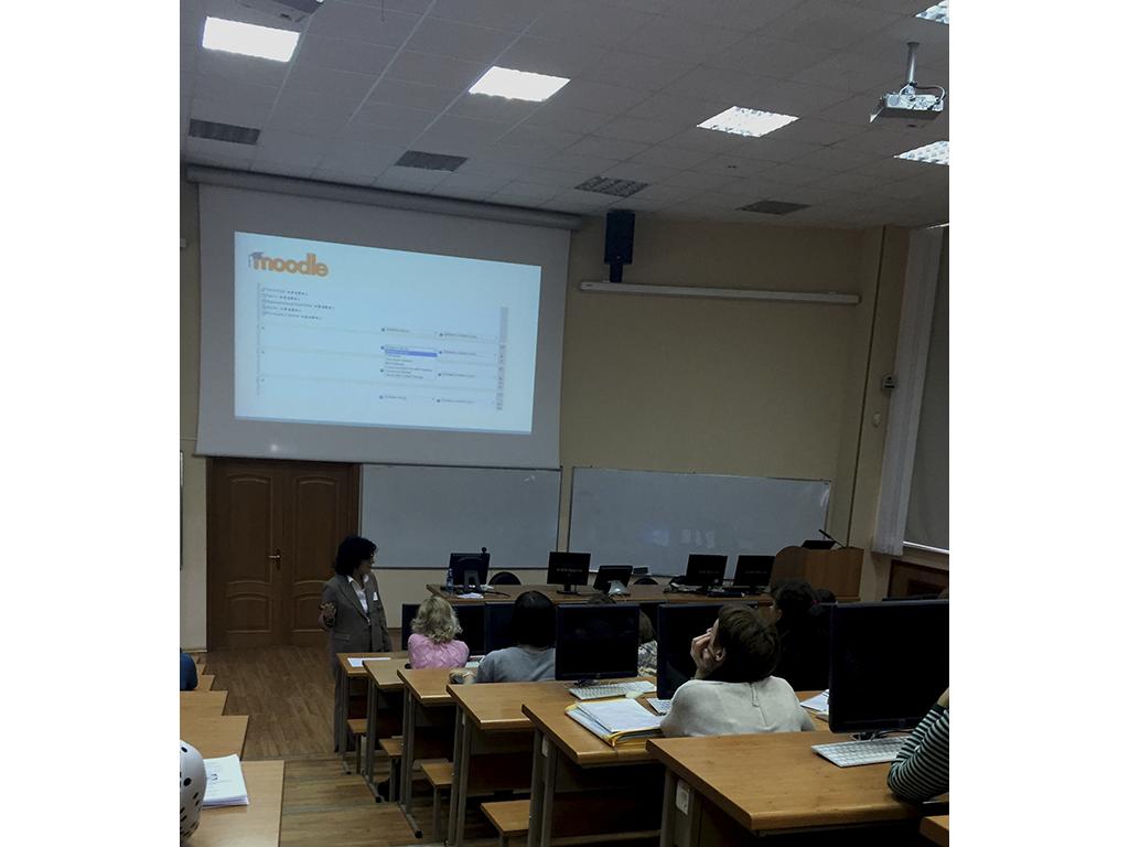 Сотрудники кафедры ИЯприняли участие вконференции, посвящённой международному образованию имежкультурной коммуникации