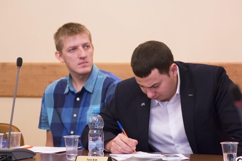 ВТУСУРе закончились полуфинальные отборочные этапы участников впрограмму «УМНИК – 16»