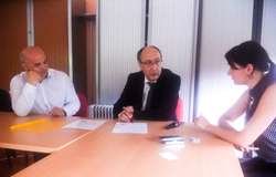 TUSUR signed a cooperation agreement with the University of Savoy Mont Blanc