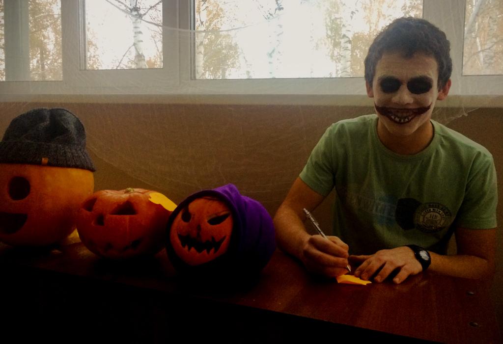 Студенты ТУСУРа отпраздновали Halloween