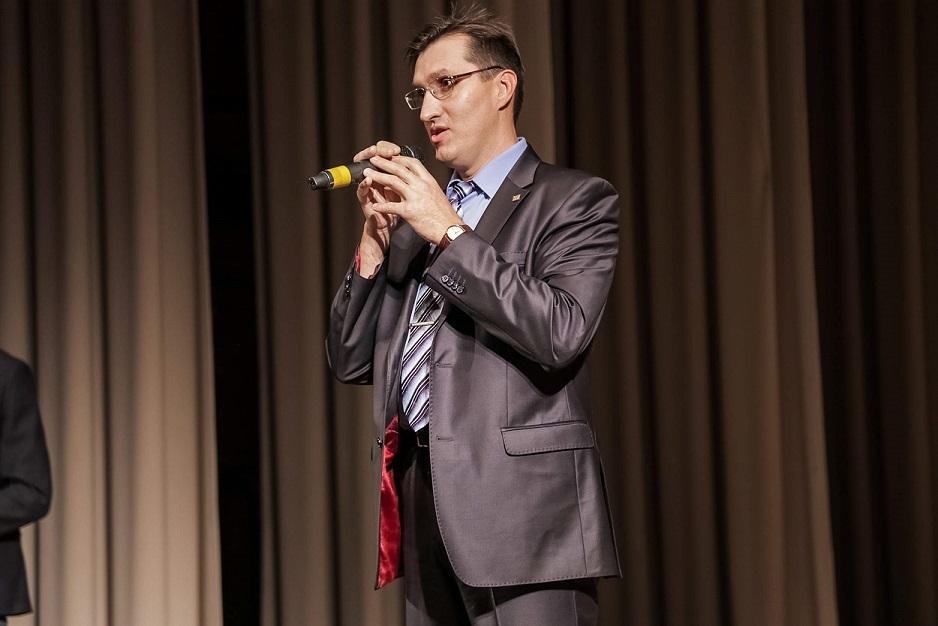 Павел Васильевич Сенченко