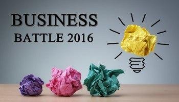 ВТУСУРе пройдёт Business Battle 2016