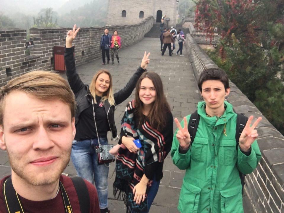 Студентки ТУСУРа прошли стажировку вкомпании Huawei (Китай)