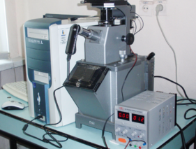Установка для комплексных исследований сверхъярких светоизлучающих диодов (СИД)