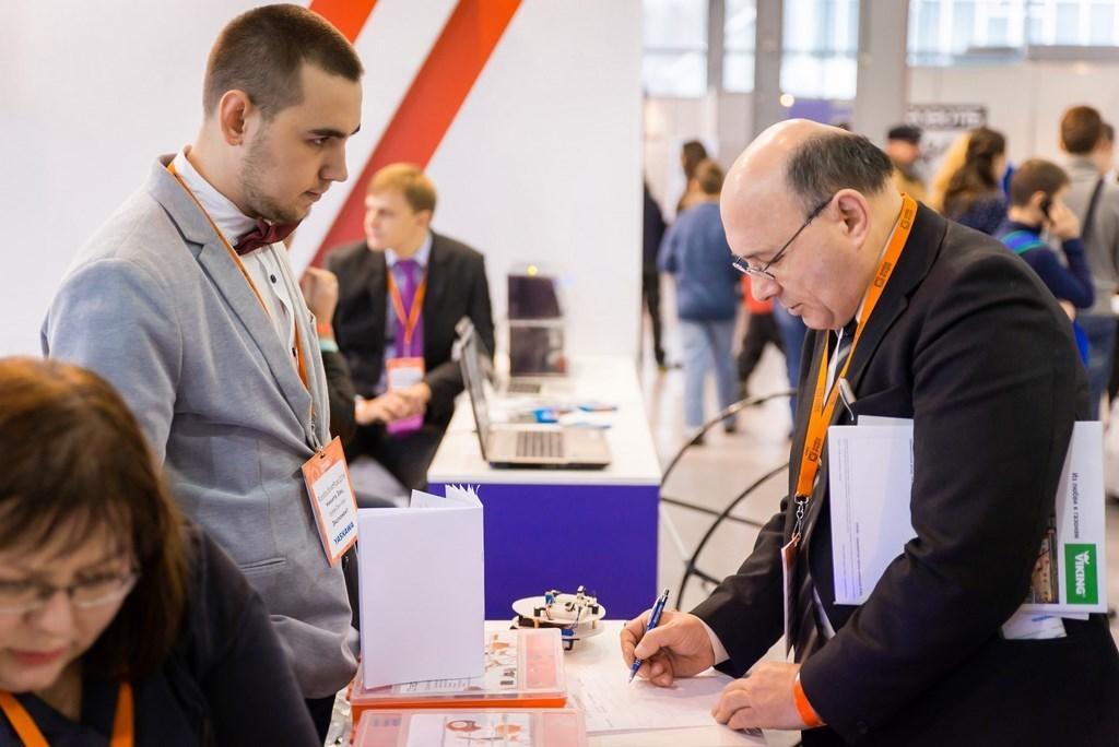 Резидент СБИ«Дружба» представил свою работу наIV Международной выставке робототехники ипередовых технологий RoboExpo 2016