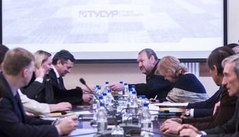 Визит вТУСУР делегации ПАО«РКК «Энергия»»