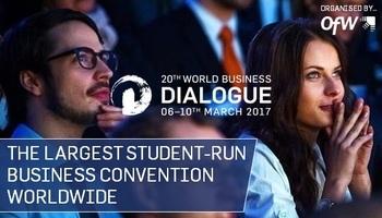 20th World Business Dialogue