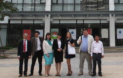TUSUR University presents its educational products in Vietnam