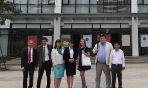 TUSUR University presents itseducational products inVietnam