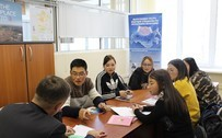 A new group of students from Mongolia started its foundation course at TUSUR