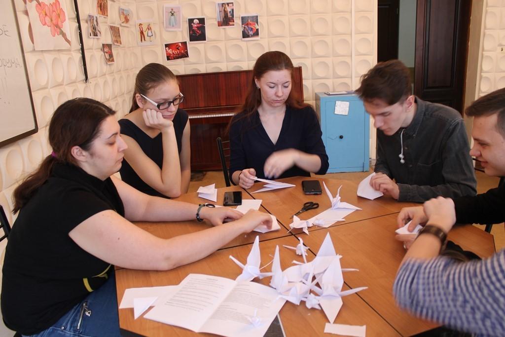 ВТУСУРе прошёл кросс-культурный форум «Этнокультурная мозаика»