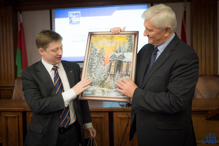 Фото: Ксения Григорьева (пресс-служба БГУИР)