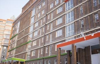 ТУСУР заканчивает строительство общежития