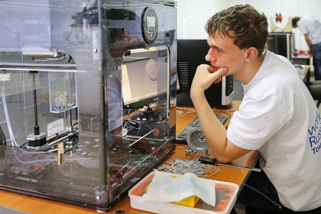 ТУСУР поможет выбрать лучшего специалиста поизготовлению прототипов