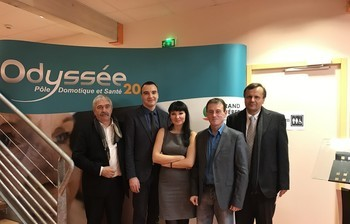 TUSUR participates in the dual degree workshop at the University of Limoges