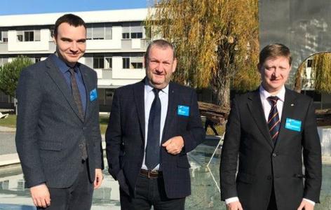 ТУСУР и CNAM подписали соглашение о сотрудничестве. Со старейшей инженерной школой Франции ТУСУР будет обмениваться студентами, готовить аспирантов и участвовать в европейских научных проектах
