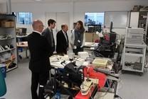 Делегация ТУСУРа посетила лабораторию IMS Университета г. Бордо