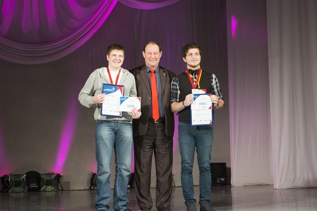 Студенты ТУСУРа стали победителями регионального этапа WorldSkills Russia