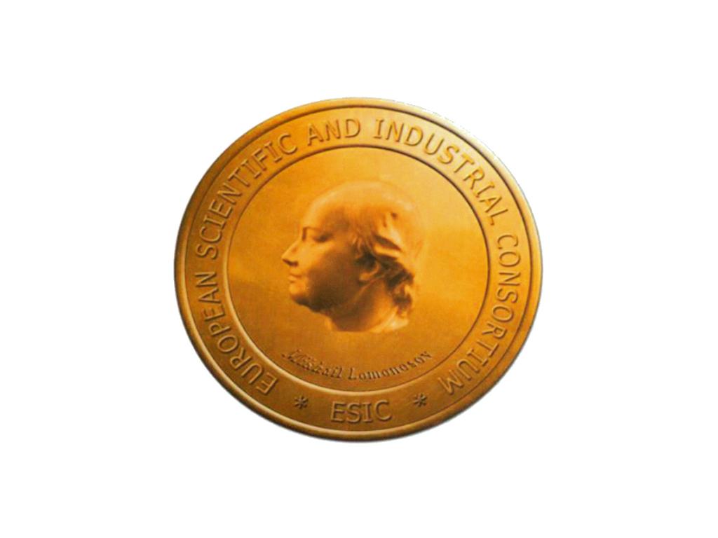 Профессор А. Д.Московченко награждён медалью Михаила Ломоносова