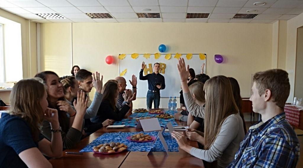 Кафедра менеджмента ТУСУРа представляет новый формат образовательных мероприятий – студенческий тренинговый центр