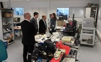 Delegation of TUSUR has visited the IMS Laboratory at the University of Bordeaux