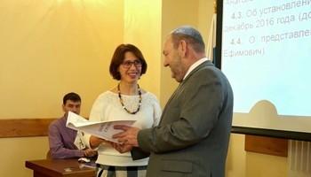 Награждение сотрудников, аспирантов истудентов ТУСУРа