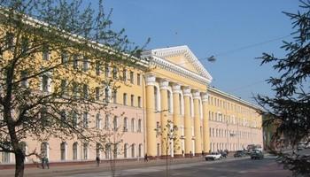 TUSUR ranks among thetop 40universities ofRussia